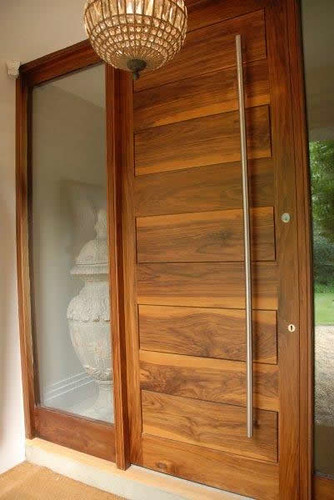 Walnut Seaview Door & Acorn Doors Ltdu0027s most interesting Flickr photos | Picssr