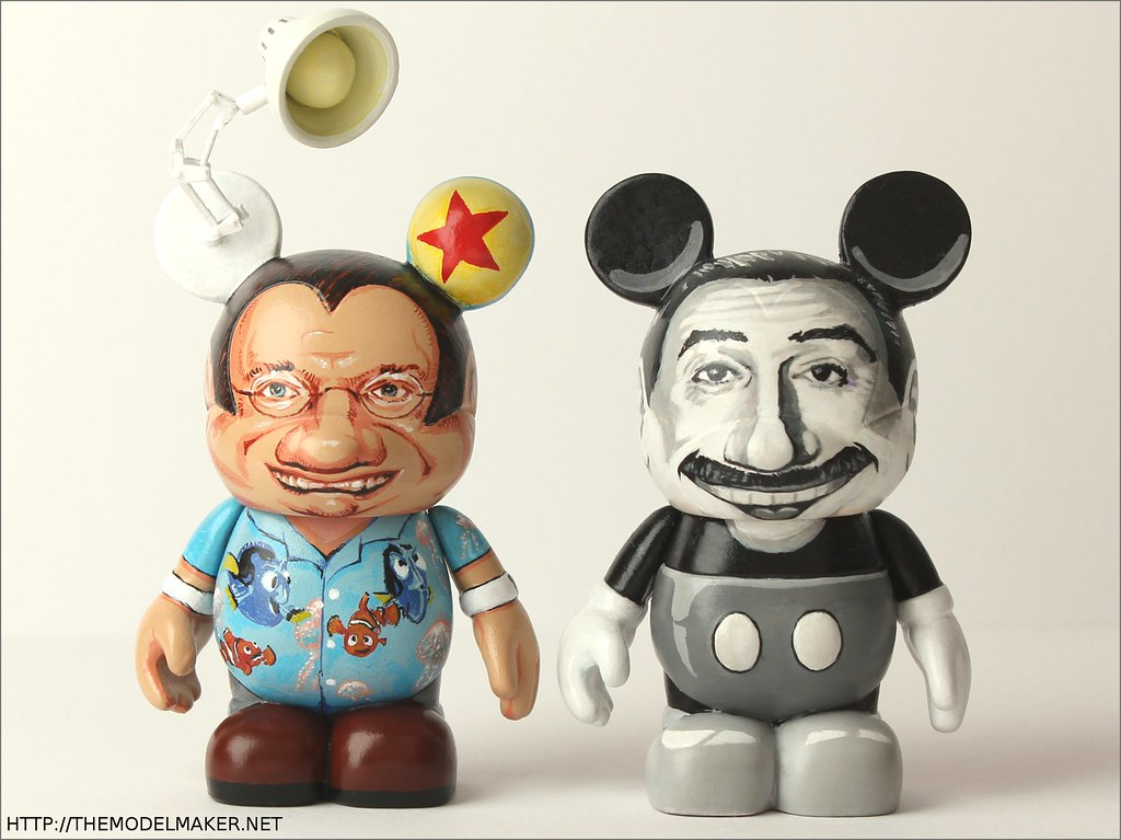 Vinylmation Animation Visionaires