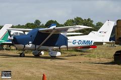 G-DJMM - 172S8482 - Private - Cessna 172S - Panshanger - 110522 - Steven Gray - IMG_6574