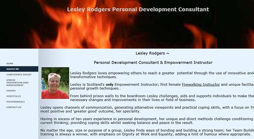 Lesley Rodgers Your Personal Development Consultant by totemtoeren