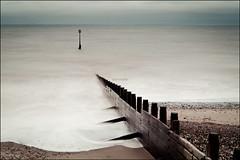 Breakwater_6168 (HJSP82) Tags: sea water canon pier sand jetty shore slowshutter beacon breakwater hornsea photoshopcs5