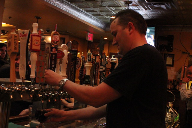 6324377558 a75d822663 z CBS Taps Out In 8 Minutes At Cloverleaf Tavern