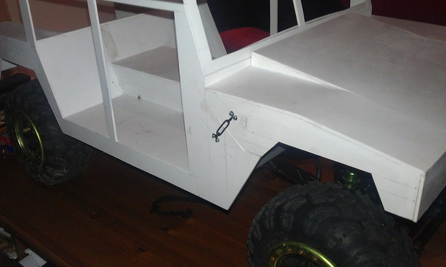 HUMVEE H1 1/6 Home Made - Page 2 6326494343_cba0d2a6d9_z