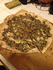Za'atar Bread (bobjudge) Tags: