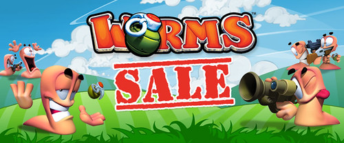 Worms Sale