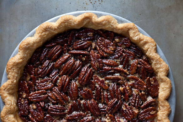 Spiced Pecan Pie on Food52