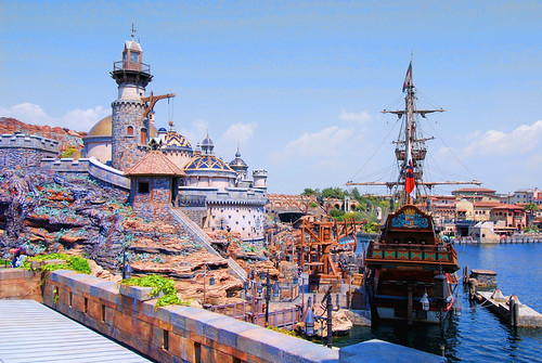 Views on the Bay - Tokyo DisneySea