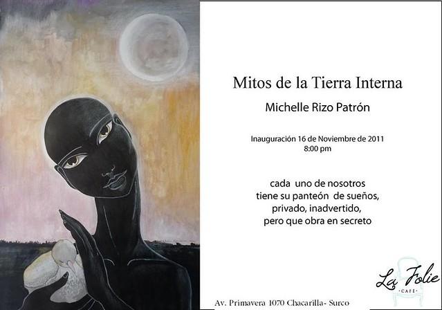 invitación Michelle R-P