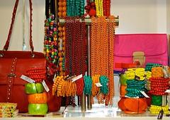 Colours (Deb Jones1) Tags: pink red macro green colors beauty yellow shop canon 1 jones beads still colours jewellery explore shops jewels deb trinkets flickrduel