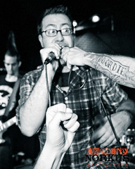 40oz Of Spite @ Mulligans 11/12/11 (Anthony Norkus Photography) Tags: show birthday rock bar canon back pub punk gun all oz michigan live room band grand it tony tommy rapids 7d anthony 40 eastown 40oz ounces mulligans spite krabs spick norkus