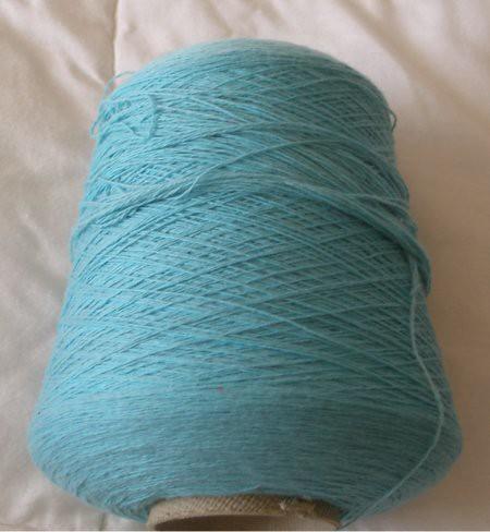 angora/wool blend