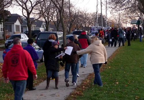 Milwaukee_Recall Walker March