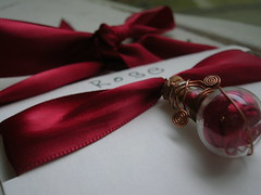 Rose- Jaunty Angle (NonTrivial Adornments) Tags: rose necklace healthpotion nontrivialadornments