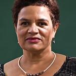 Jackie Kay portrait