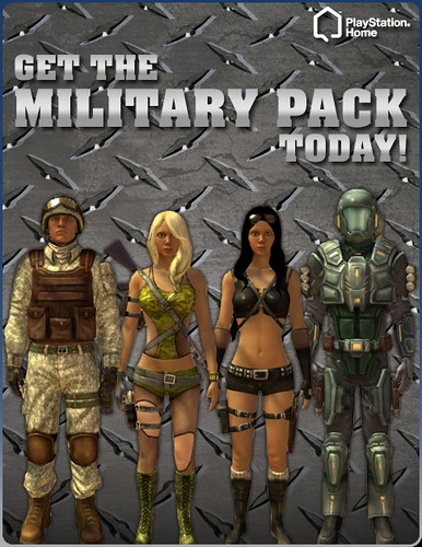 Home Military Pack