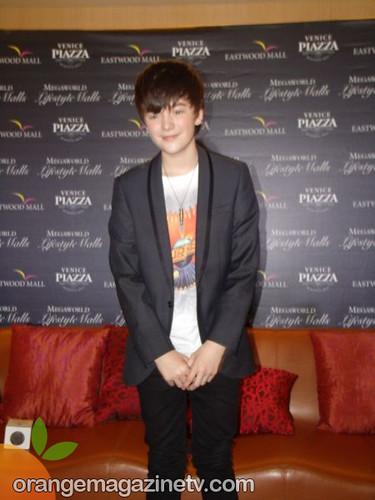 Greyson Chance Live in Manila 1