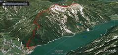 Ansicht Google Earth (Greg_68) Tags: achensee karwendel bergtour seekarspitze seebergspitze