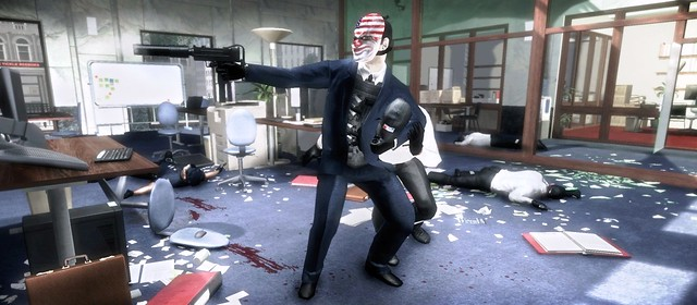 PAYDAY: The Heist for PSN