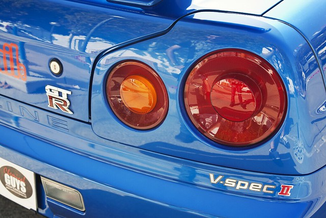 Skyline GT-R R34 VIII