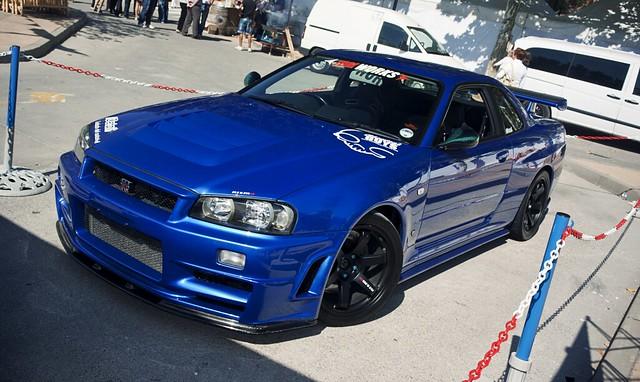 Skyline GT-R R34 XIX