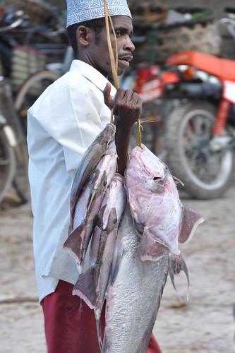 Tumbe fisherman