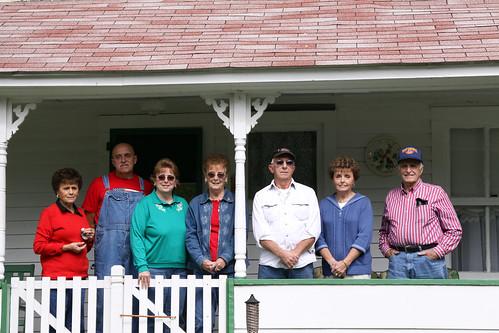 Caudill-Miller Family