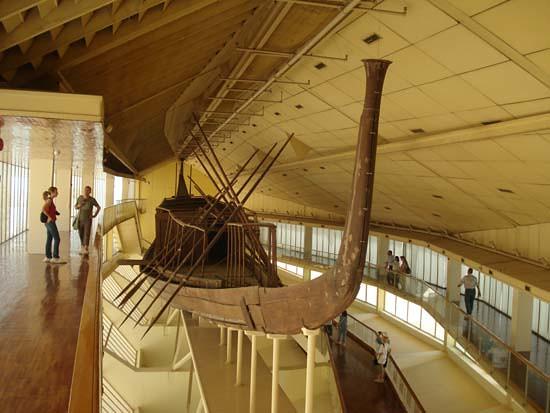 Khufu Solar Boat 2