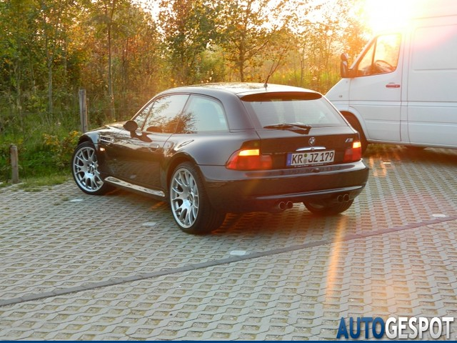 S50B32 BMW M Coupe | Cosmos Black | Black | BBS CH Wheels