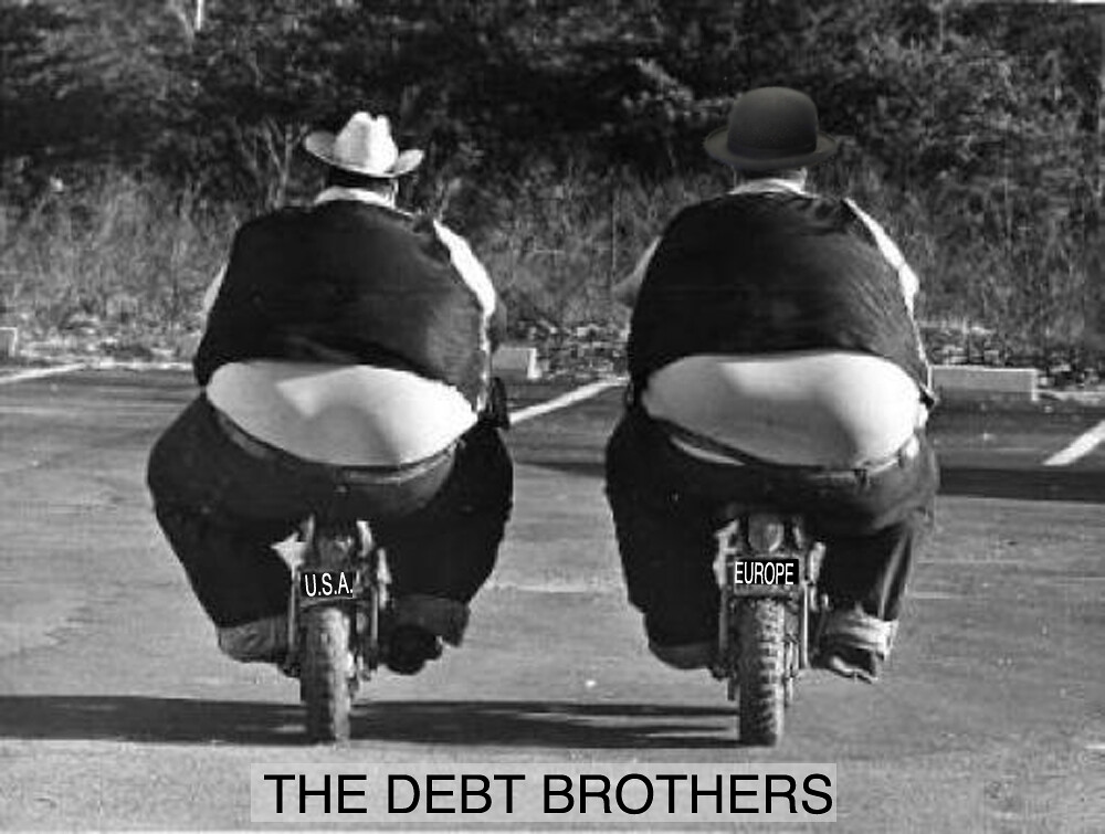 THE DEBT BROTHERS