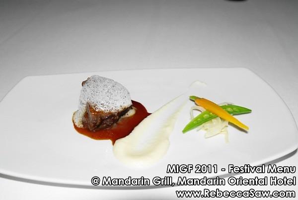 2011 MIGF - Mandarin Grill, Mandarin Oriental-3