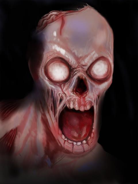 Sketchbook Pro Zombie