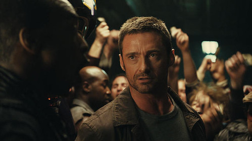 Hugh Jackman as Charlie Kenton