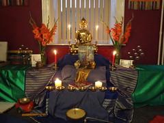 Liverpool Urban Retreat shrine