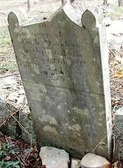 Hugh Lawson Davidson Gravestone