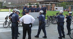 IMG_8601 (pêl fas) Tags: street people usa philadelphia bicycle wall freedom march cops market pennsylvania free police first peaceful demonstration pa philly constitution speech allrightsreserved bbi amendment assemby occupy letfreedomring ©copyright peaceably 6666baseball66 occupyphilly ©bbi ©copyrightbbi