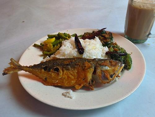Mamak Stall Food