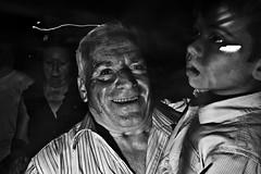 [Village people] (Luca Napoli [lucanapoli.altervista.org]) Tags: candid flash strangers flashbulb groupdance vitadiprovincia nerviano sperimenti nx100 lucanapoli portraittoastranger cambiamo samsungnx100 livingintheprovinces sagradellazzaretto ritrattiasconosciuti biancoeneroconflash