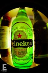 Cheve (Eduardo De la Vega Photography) Tags: beer heineken fridge cerveza transparente refrigerador fisheeye