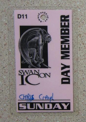 SwanICon badge