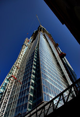 The Shard (richwat2011) Tags: urban london construction nikon cityscape shard development tallbuilding londonbuilding