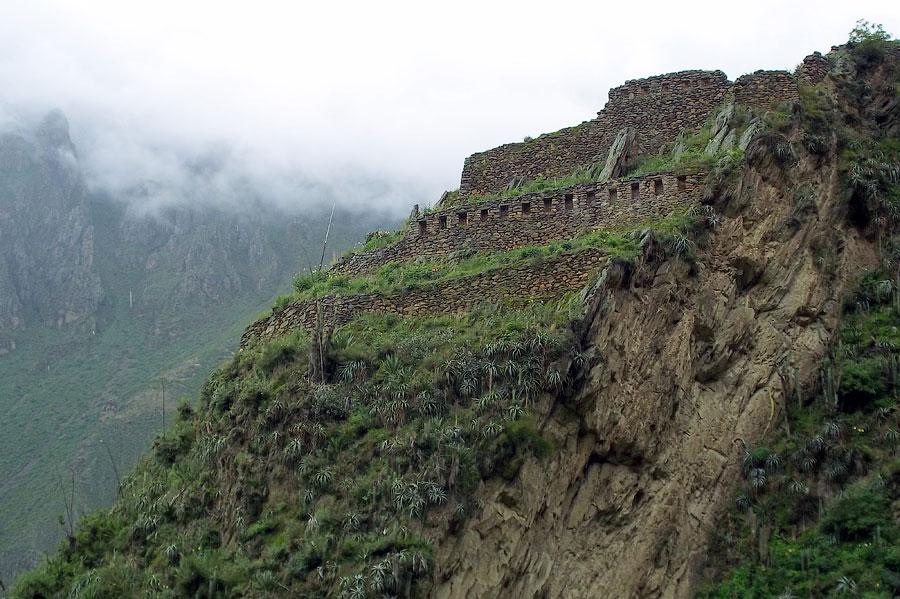 Ольянтайтамбо.Священная долина инков