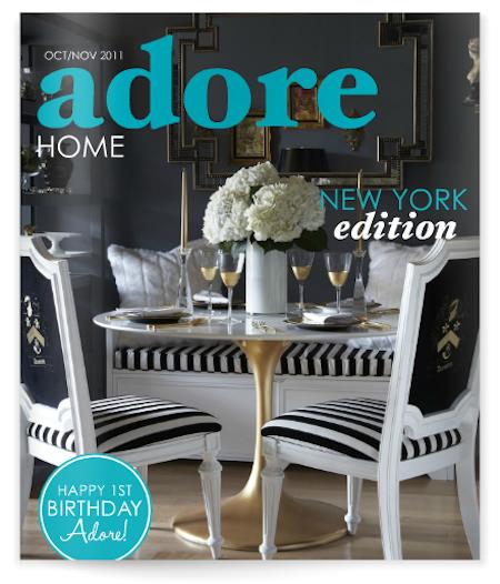 Adore Home Oct Nov Cover