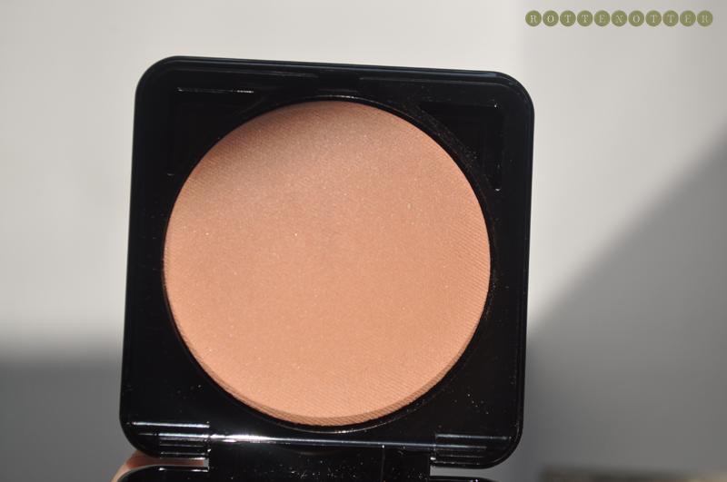 mypure alva baked bronzing powder beige rose 02