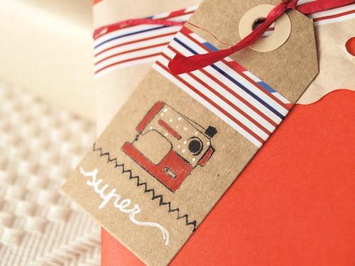 sewing tag