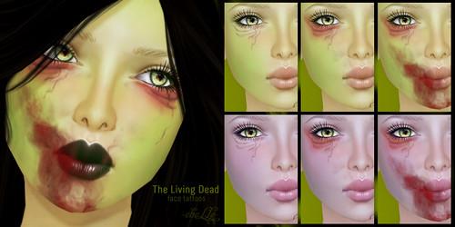 cheLLe - The Living Dead