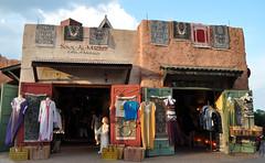 Souk - Epcot style (littlestschnauzer) Tags: park summer shop clothing orlando epcot florida disney gifts morocco souk theme 2011