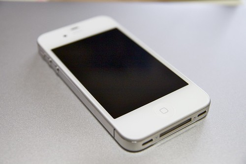 iPhone 4S (64GB White)