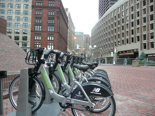 boston rental bikes
