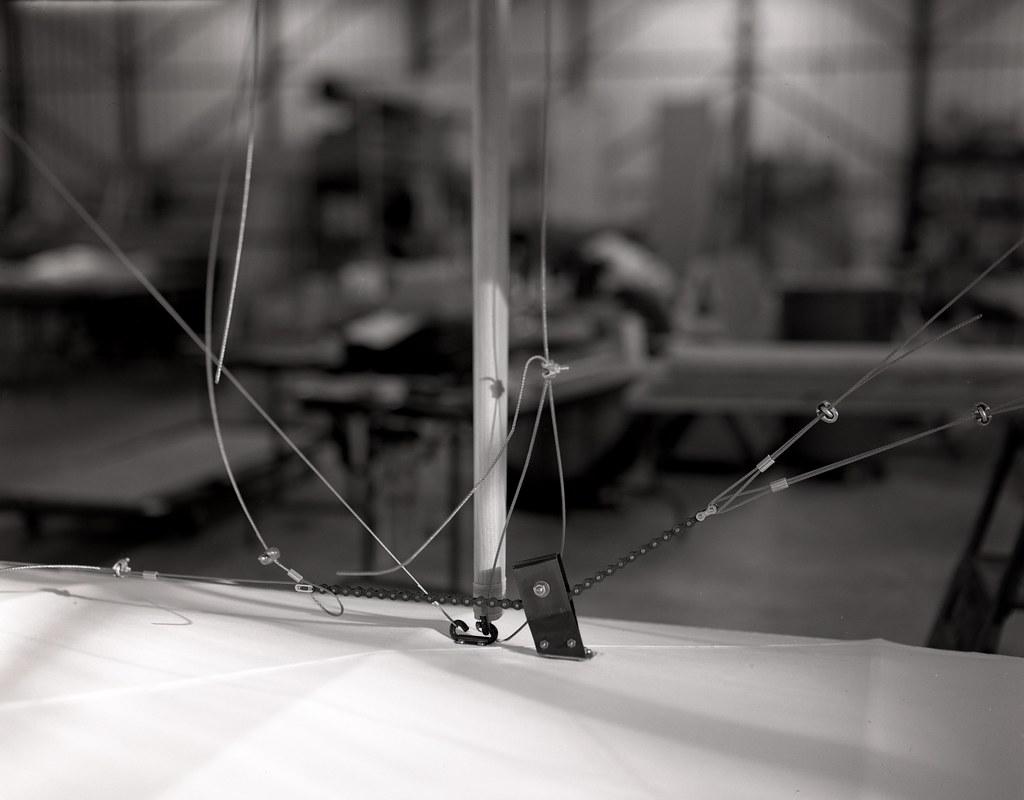 glider detail