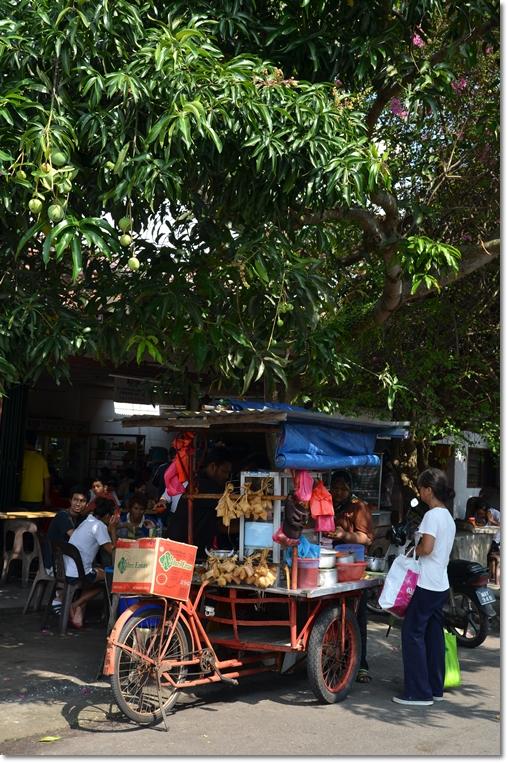 The Nasi Lemak Stall @ Ming Huat